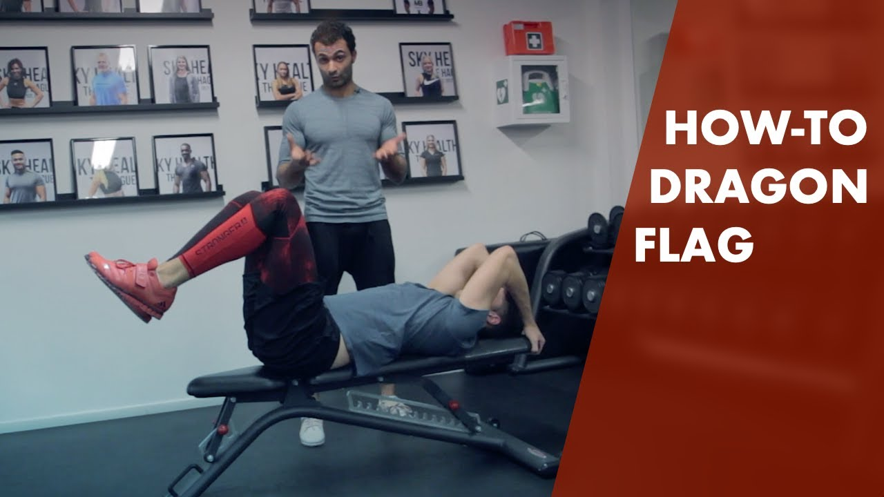 Download Body-weight Ab Exercises for Beginners   Mastering the Dragon Flag