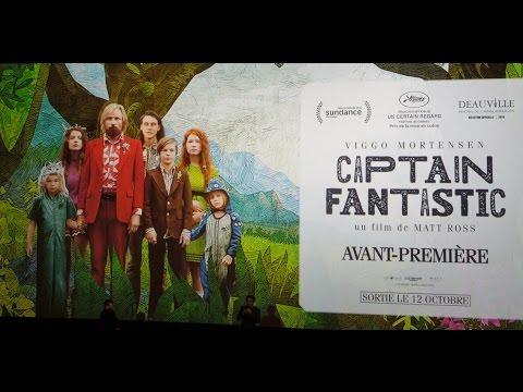 Captain Fantastic avp UGC Paris Bercy 03/10/2016