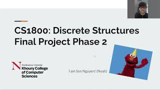 Final Project Phase 2 CS1800 -…
