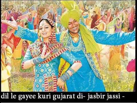 Dil Le Gayee Kuri Gujarat Di  Jasbir Jassi