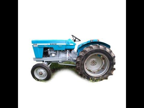 Ebro Tractors 350 And 460 Workshop Service Manual
