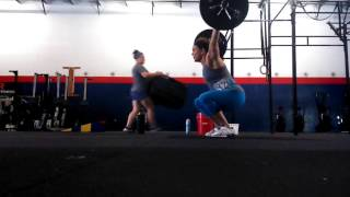 Susan Hirst Granite Games 2016 Wod 4