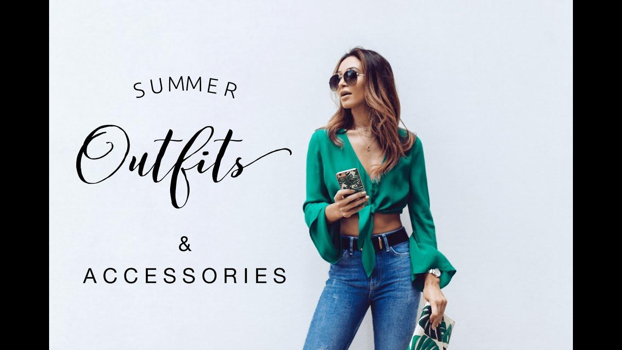 5 SUMMER OUTFITS | Danielle Peazer 5