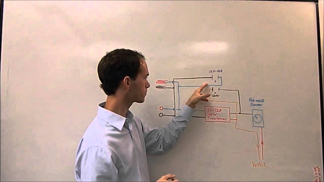 hot wire foam cutter power circuit explanation mikesinventions [ 1280 x 720 Pixel ]