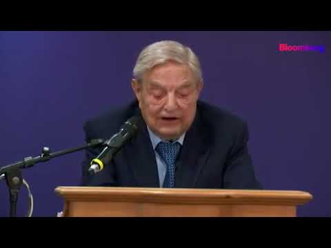 George Soros says Facebook and Google are finished Davos World Economic Forum Speech Jan 26 2018