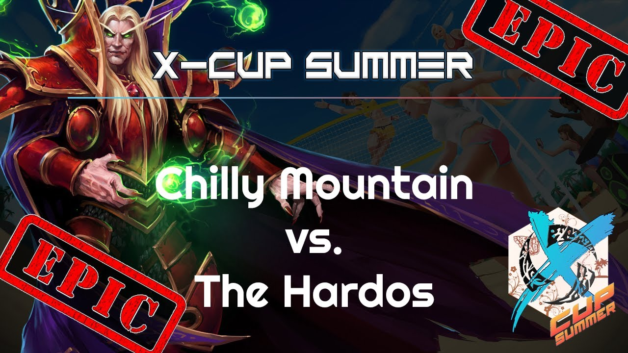 EPIC Chilly Mountain vs. Hardos - Heroes of the Storm Tournament
