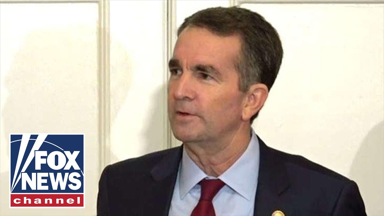 Virginia Gov. Northam says he will not resign amid racist photo scandal