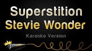 Stevie Wonder - Superstition (Karaoke Version)