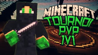 Minecraft - Tournoi PvP 1vs1 - Kit Potions ! [Fr]