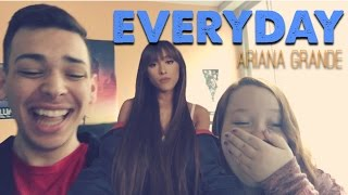 ARIANA GRANDE (FT. FUTURE) EVERYDAY MUSIC VIDEO REACTION!!