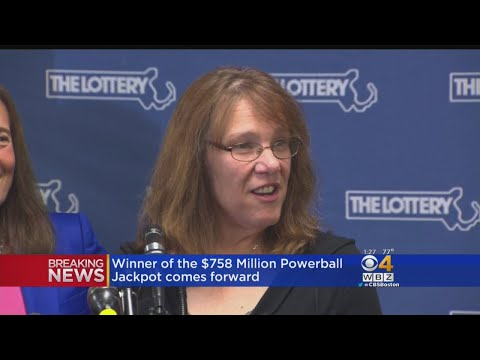 Winner Of $758 Million Powerball Jackpot Comes Forward To Cl