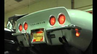 Sweet Stock Sounds Of A '68 Corvette 327-300!
