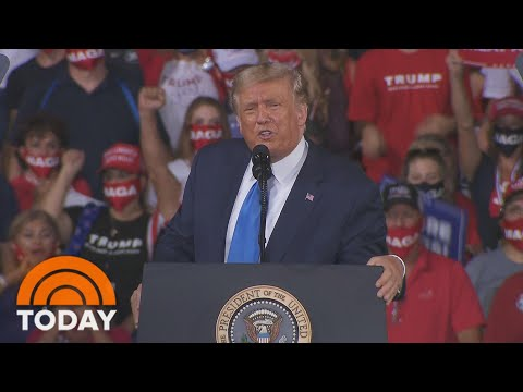 Trump Doubles Down On Disparaging Mail-In Ballots | TODAY