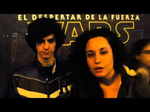 Premiere Star Wars -Madrid-