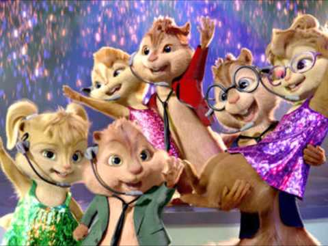 The Chipettes - The Lucky One (Taylor Swift) HD