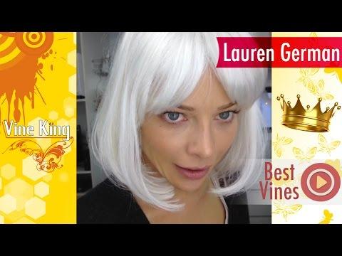 Lauren German Vine Compilation ✔ BEST ALL VINES ✔ LATEST HD