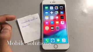 How to Direct Unlock iCloud activation By New Server 2019 Free All IOS Really Done 100%