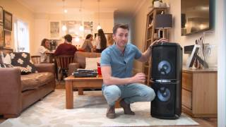 Key Features of LG X-Boom Freestyler FH6 Mega Bluetooth Sound System