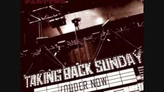 Twent-Twenty Surgery - Taking Back Sunday (demo)
