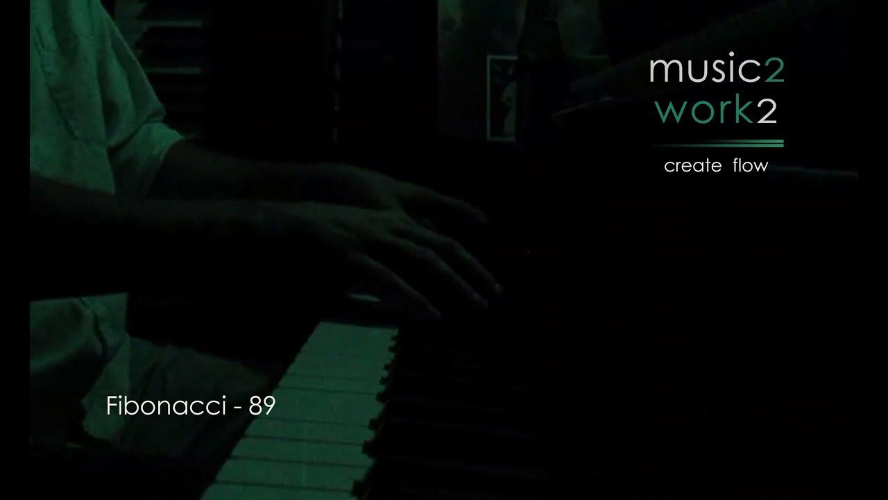 Fibonacci 89 Bpm Music To Work To Youtube