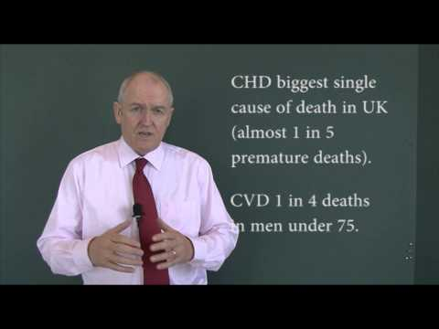Heart disease 3, Epidemiology