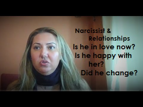 Did the narcissist change for the new woman? Is he happy now