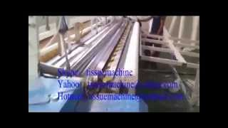 3000mm Width Toilet Tissue Paper Roll Machine for Sale Suppliers in China