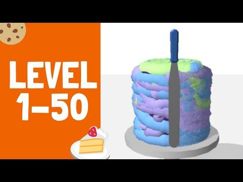 Icing On The Cake Game Walkthrough Level 1-50