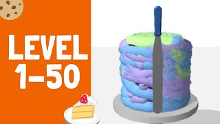 Icing On The Cake Game Walkthrough Level 1-50