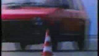 Spot Fiat Ritmo 105TC in tedesco