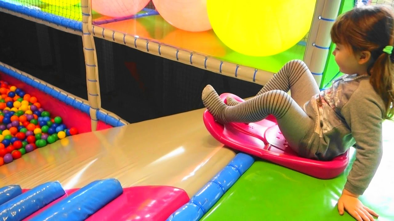 Indoor Children Play Fun Games For Kids Playground Play