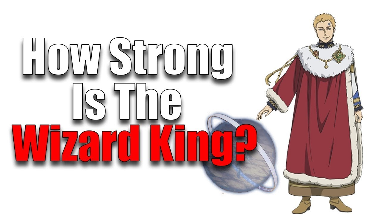 How Strong Is The Wizard King Julius Novachrono Black Clover Youtube Download available on android and ios devices; how strong is the wizard king julius novachrono black clover