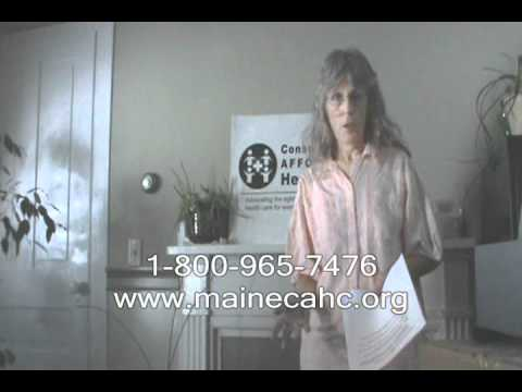 Overview of Health Care and Coverage Options in Maine.wmv