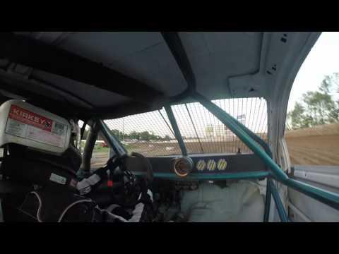 Ransomville speedway 4cyl heat 8/19/16 #43