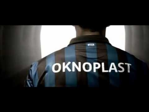 Spot telewizyjny Oknoplast - top sponsor F.C. Internazionale Milano - 30 s