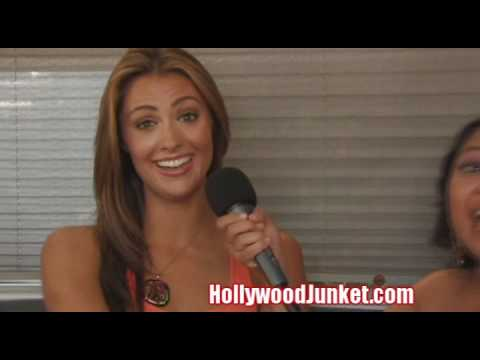 America's Next Top Model Katie Cleary Talks Tyra!