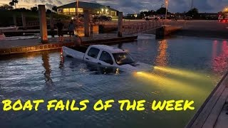 Boat Fails of the Week | Tough day at the office
