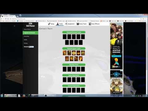 Star Trek Online - Teacher's Corner - Using STOAcademy Skill Planner
