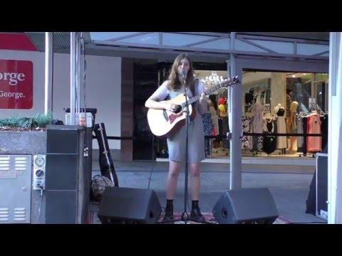 Clea | Queen St Mall Brisbane 13th Sept 2015 - 5/5