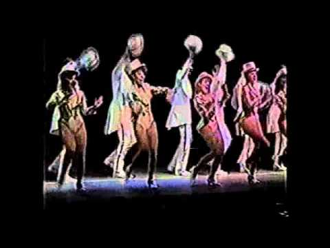 Hollywood Playhouse Chorus Line Finale 1991
