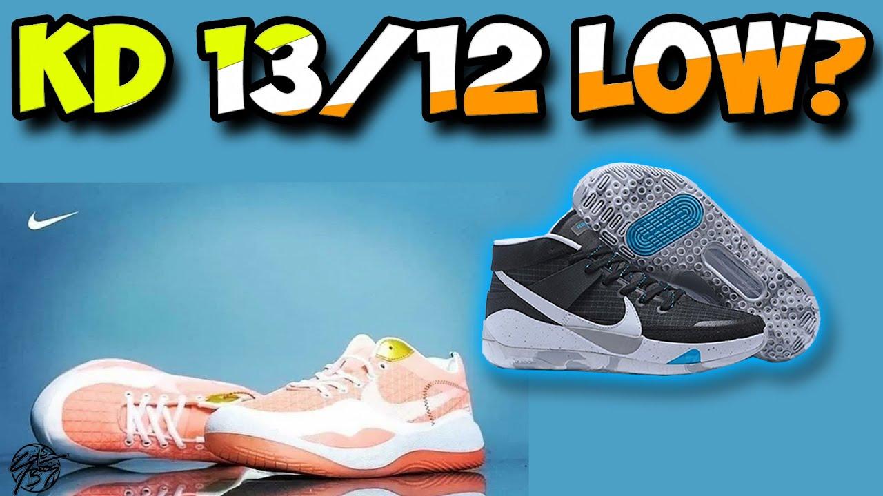 Nike KD 13 More LEAKS \u0026 KD 12 LOW