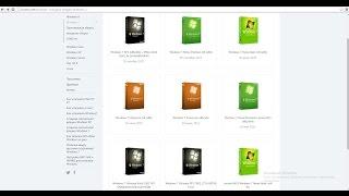 Где скачать оригинальный образ Windows 7