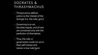 Book 1 of Plato's Republic Thumbnail