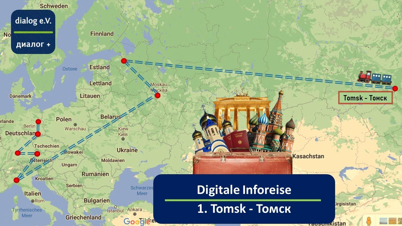 Digitale Inforeise
