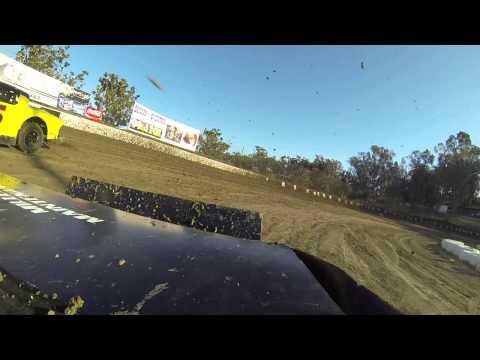 santa maria speedway hobby stock heat 2013