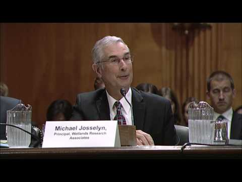 Senator Fischer Asks Questions at EPW Hearing on WOTUS