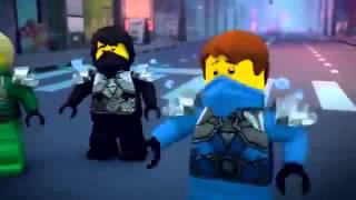 LEGO Ninjago LA MUERTE DE ZANE T_T