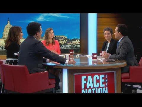 Face the Nation - Anthony Salvanto, Leslie Sanchez, Amy Walter