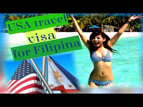 Filipina tourist Visa to the USA. How we did it, tips and errors