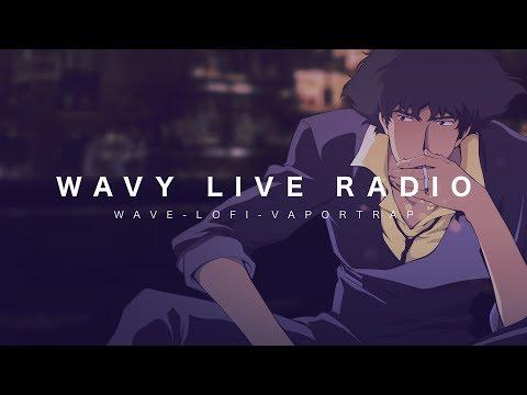 Vaportrap, Ambient, Lofi, Wave | WAVY 24/7 Live Radio | (Study Music)